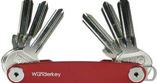 WUNDERKEY ® – der Key Organizer Made in Germany 310x165 - WUNDERKEY ® – der Key Organizer Made in Germany [ Schlüssel-Organizer | Schlüssel-Etui | Schlüssel-Mäppchen | Smart Key Gadget | das Original bekannt aus GQ & Lufthansa ]